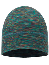 Lightweight Merino Wool Hat - Blue Multi