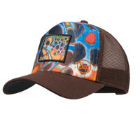 Trucker Cap DeYoung DY Brown Mosquito
