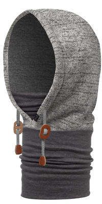 Polar Thermal Hoodie - Melange Grey