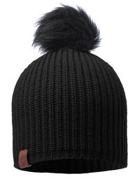 Adalwolf Hat Black