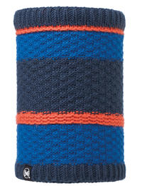Knit Neckwarmer - Fizz Blue Skydiver