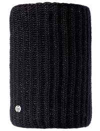 Knit Neckwarmer - Glen Black