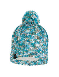 Knitted & Polar Hat - Livy Aqua