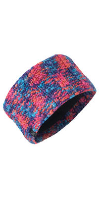 Knit Headband - Livy Orange