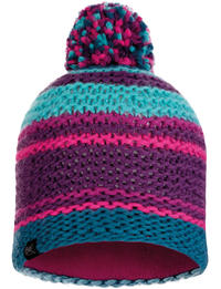 Knitted & Polar Hat - Dorian Purple Imperial
