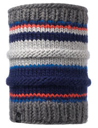 Knit Neckwarmer - Dorian Blue Ink