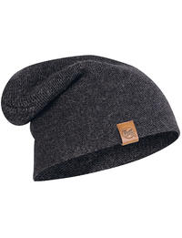 Knitted Hat - Colt Graphite