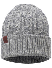 Braidy Hat - Grey