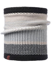 Knit Neckwarmer - Borae Grey