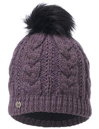 Darla Hat - Purple