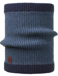 Knit Neckwarmer - Dee Blue