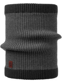 Knit Neckwarmer - Dee Black
