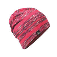 Cotton Hat - Wild Pink Stripes