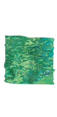 UV Multifunctional Headband - Pelagic Camo Green