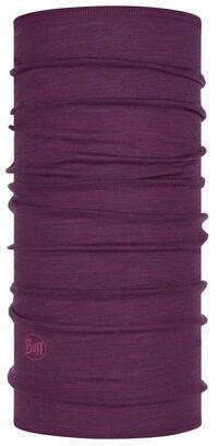 Lightweight Merino Wool - Purple Multi