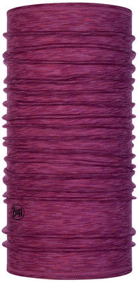 Lightweight Merino Wool - Raspberry Multi