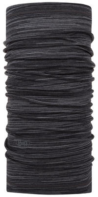 Lightweight Merino Wool Castlerock Grey Multi