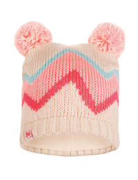 Child Knitted & Fleece Hat Arild Multi
