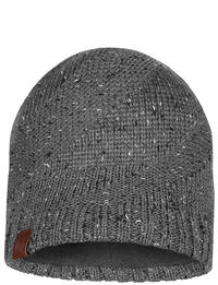 Knitted & Polar Hat - Arne Grey