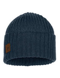 Knitted Hat - Rutger Medieval Blue