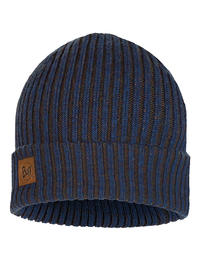 Knitted & Polar Hat - Lars Night Blue