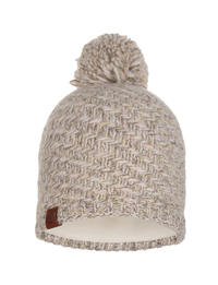 Knitted & Polar Hat - Agna Sand