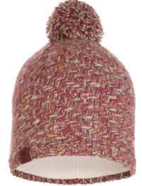 Knitted & Fleece Hat - Agna Multi