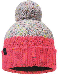 Knitted & Fleece Hat - Janna Cloud