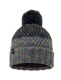 Knitted & Polar Hat - Janna Black