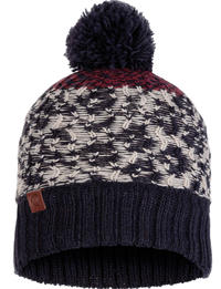 Knitted & Polar Hat Thor Navy
