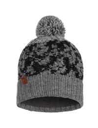 Knitted & Polar Hat - Thor Grey