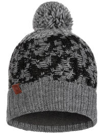 Knitted & Polar Hat Thor Grey
