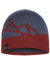 Knitted & Polar Hat - Yost Navy