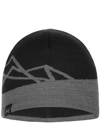 Knitted & Polar Hat - Yost Black