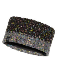 Knit Headband - Janna Black