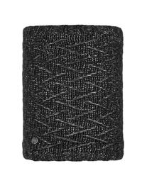 Knit Neckwarmer - Ebba Black