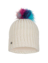 Knitted & Polar Hat Dania Cru
