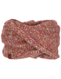 Knit Neckwarmer - Agna Multi