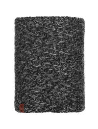 Knit Neckwarmer - Agna Black
