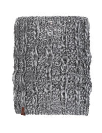 Knit Neckwarmer - Liv Pebble Grey