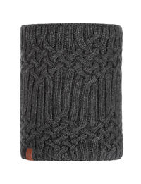 Knit Neckwarmer Helle Graphite