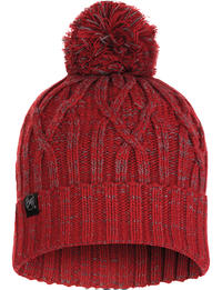 Knitted Hat Idun Red
