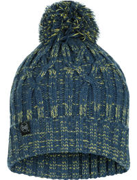 Knitted Hat Idun Denim