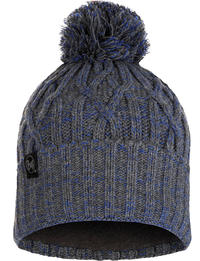 Knitted Hat Idun Grey
