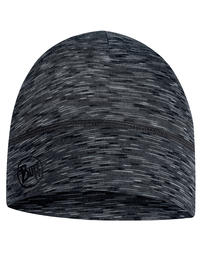 Lightweight Merino Wool Hat Graphite Multi