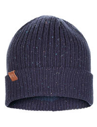 Knitted Hat - Kort Night Blue
