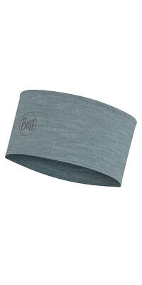 Midweight Merino Wool Headband - Pool