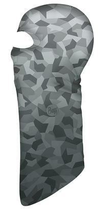 ThermoNet Balaclava - Block Camo Grey