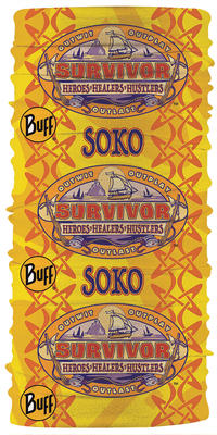 Original Survivor - Survivor 35 Yellow