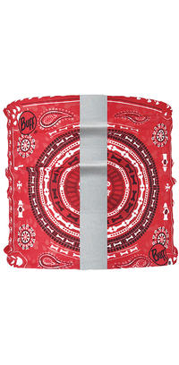 Dog Reflective Neckwear - R-Dogdana Red